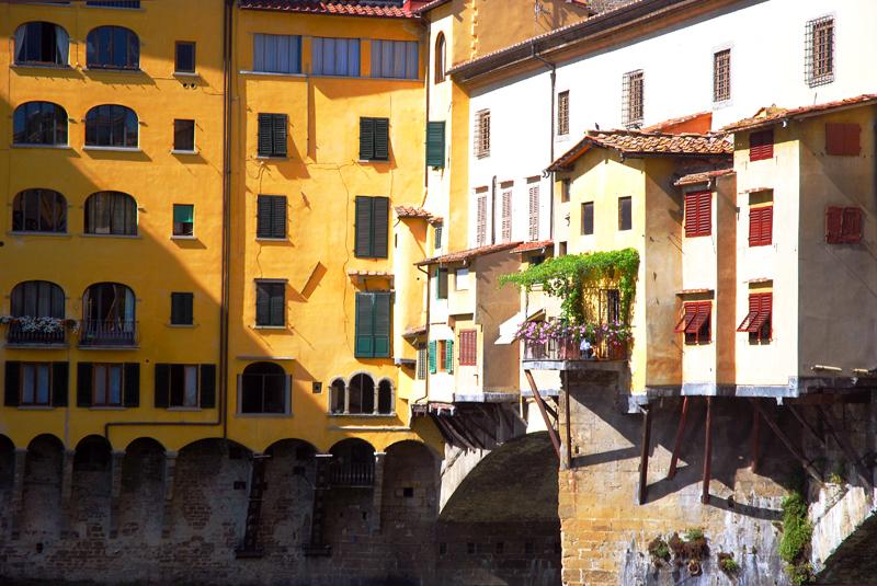 Florencja Most Zlotnikow
