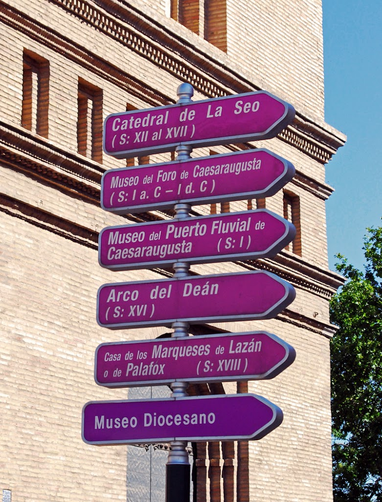 Atrakcje Saragossy