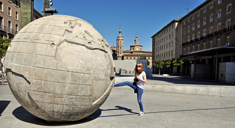 Zwiedzanie Saragossy