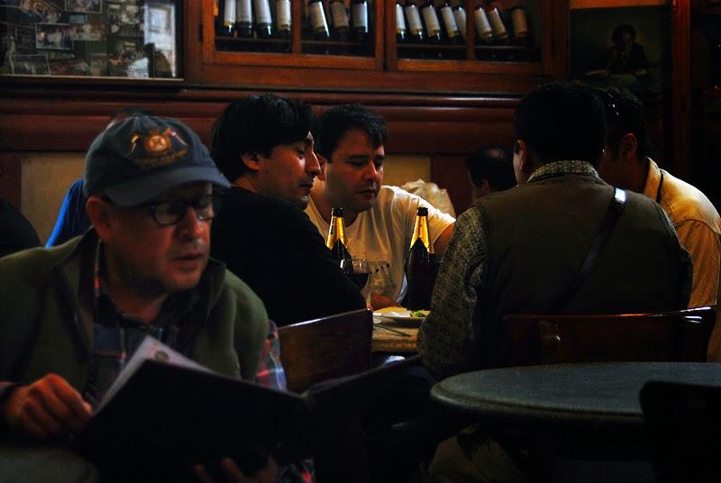 lima restauracja
