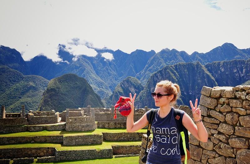 Machu Picchu atrakcje