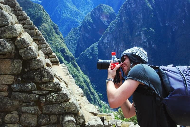 zwiedzanie Machu Picchu