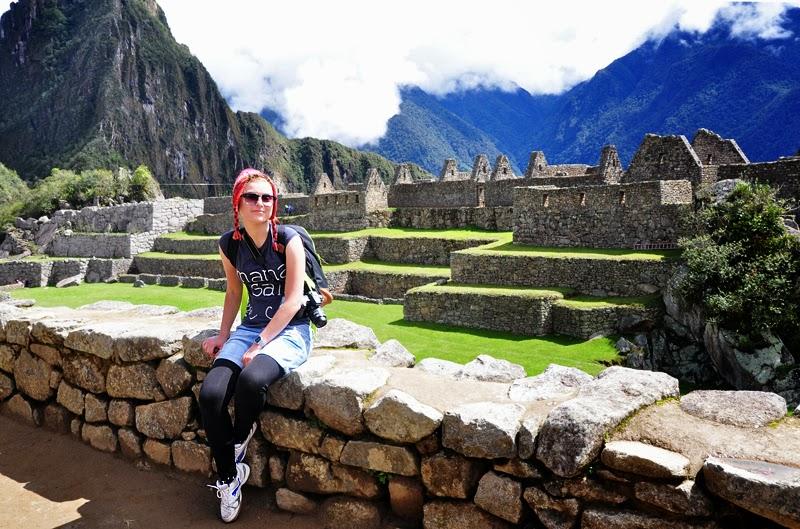 jak dotrzeć na Machu Picchu