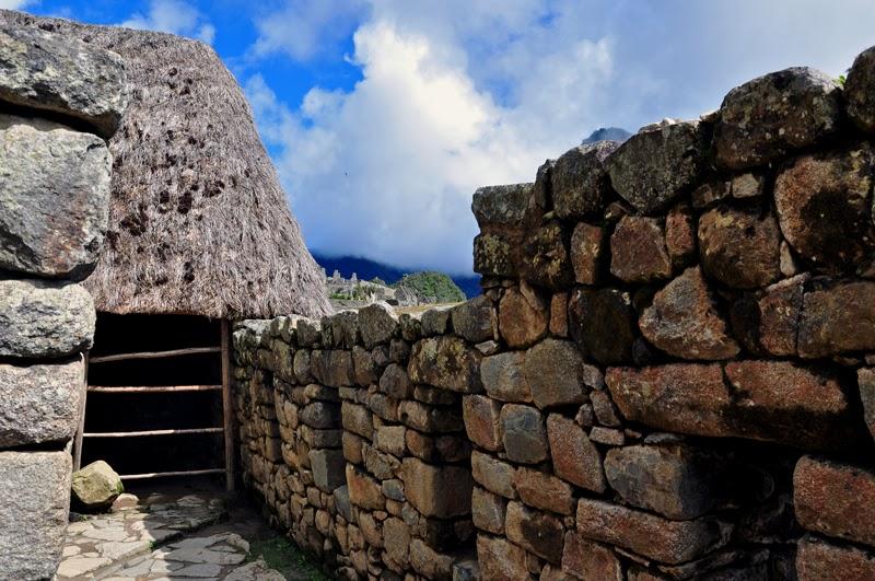 zabudowa Machu Picchu
