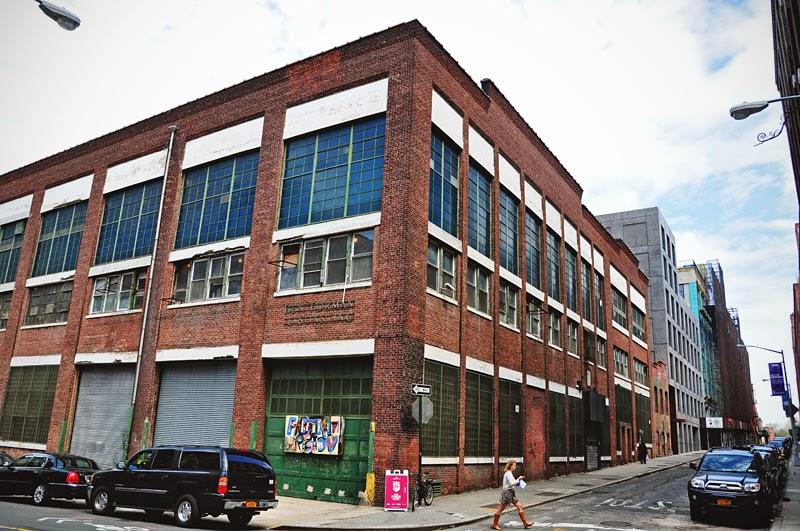 architektura w Nowym Jorku