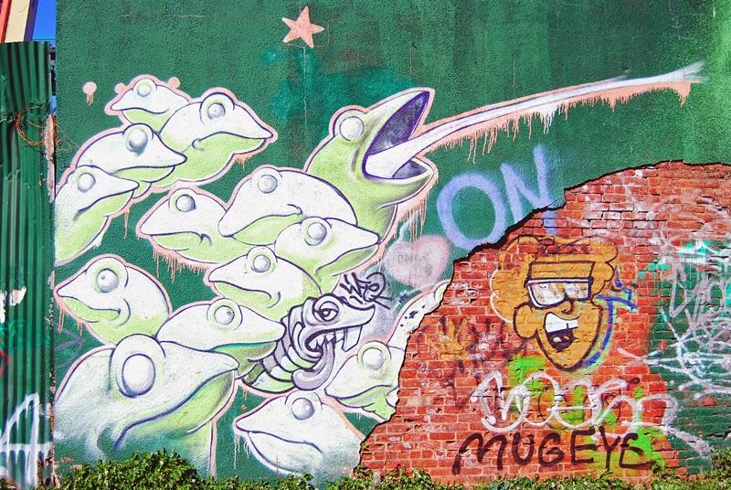 street art nowy jork
