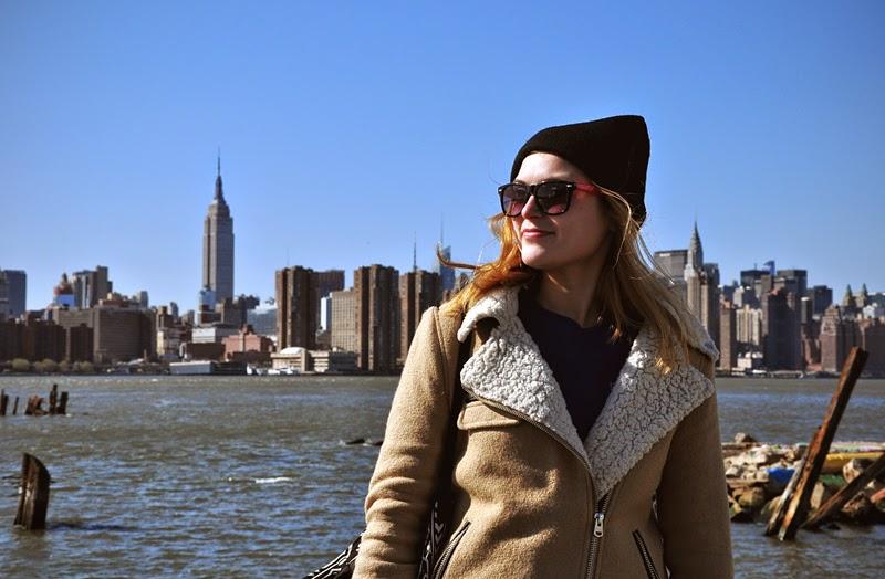 podróż do Nowego Jorku