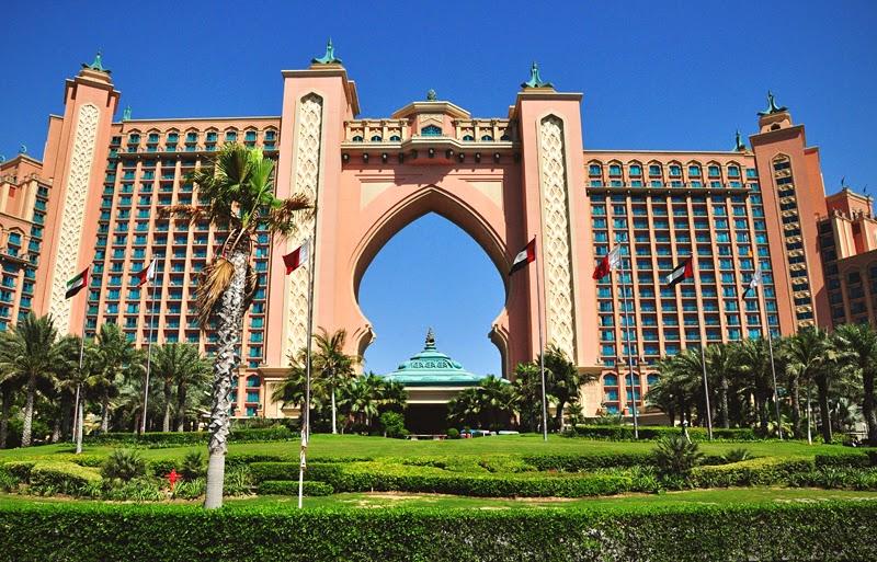 hotel atlantis palm jumeirah