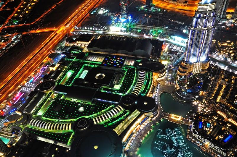 atrakcje dubaju burj khalifa