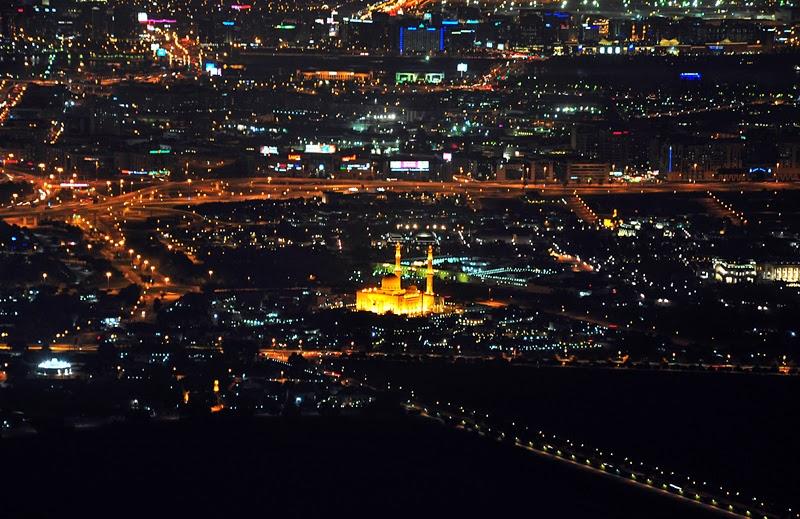 burj khalifa widok