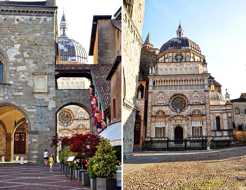 atrakcje Bergamo