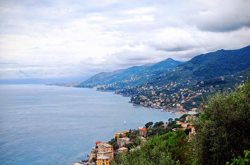 włoskie wybrzeże