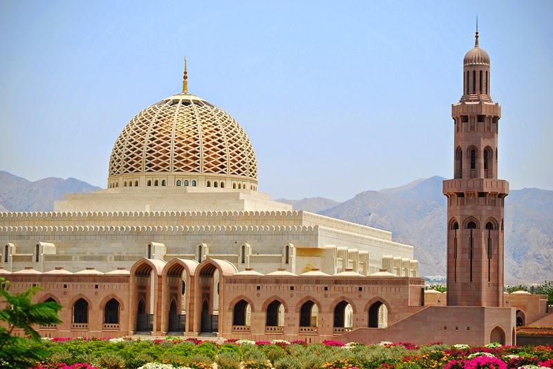 Wielki Meczet Sułtana Kabusa w Maskacie