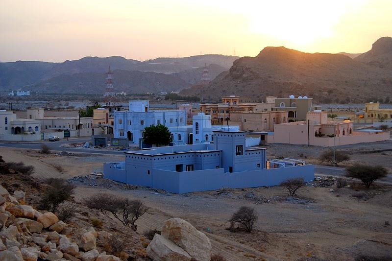 co zobaczyć w Omanie