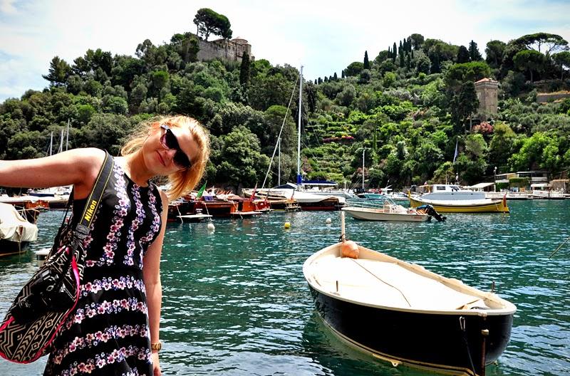 zwiedzanie Portofino we Włoszech