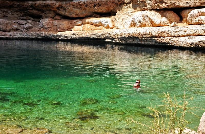 Bimmah Sinkhole Oman