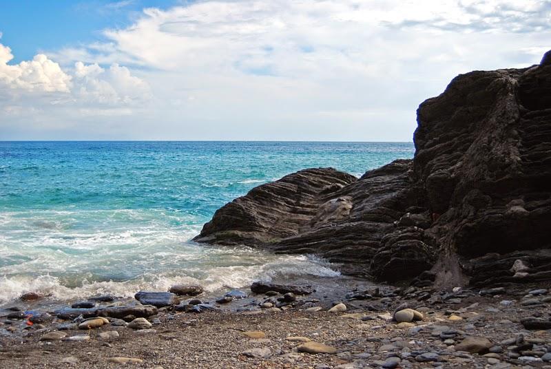 lazurowe Morze Liguryjskie