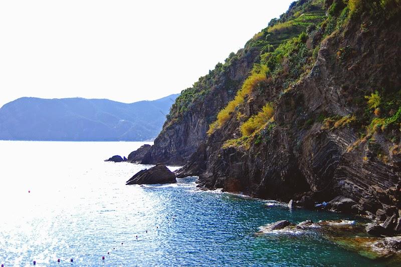 wybrzeże Morza Liguryjskiego