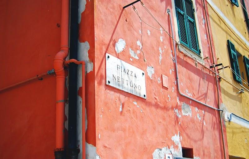 ulice w Boccadasse