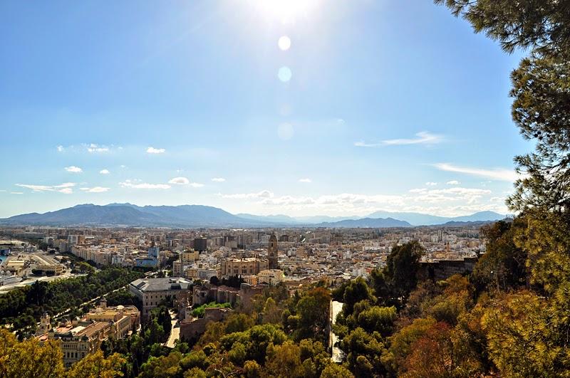 wycieczka do Malagi
