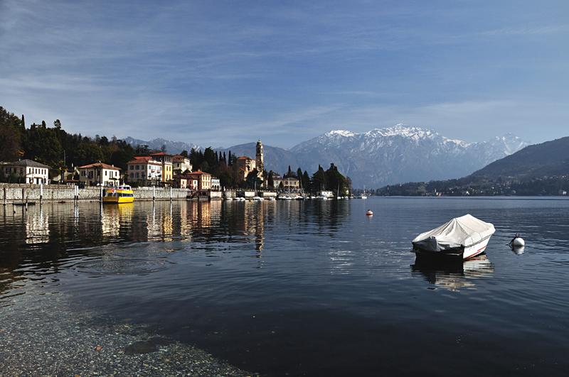 Jezioro Como Azzano