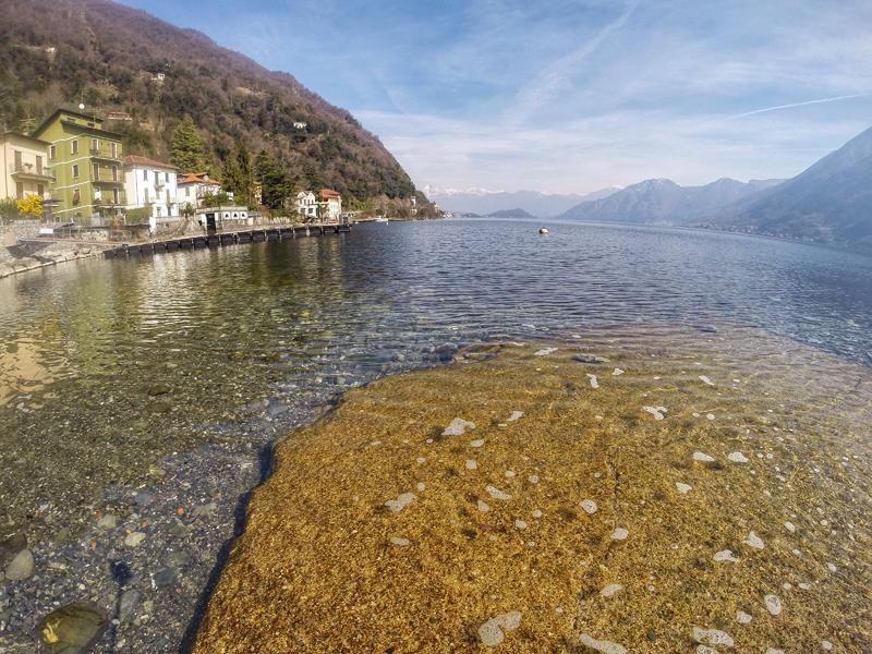 jezioro we włoszech