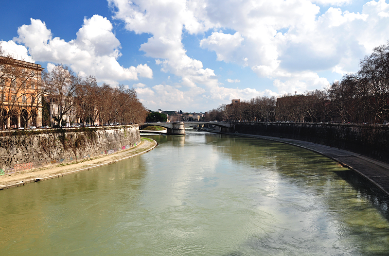 Rzym rzeka
