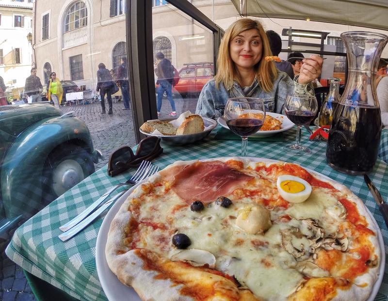 Rzym restauracje
