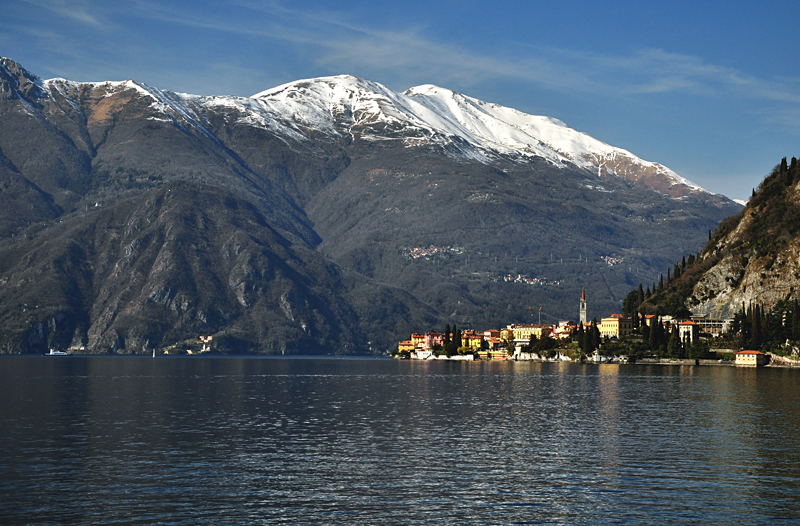 Varenna nad Jeziorem Como