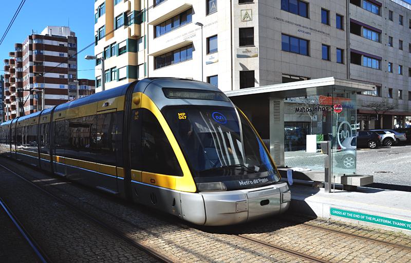 Metro w Porto
