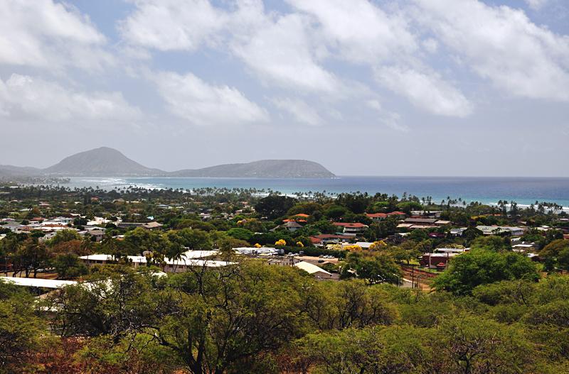 Diamond Head na Hawajach
