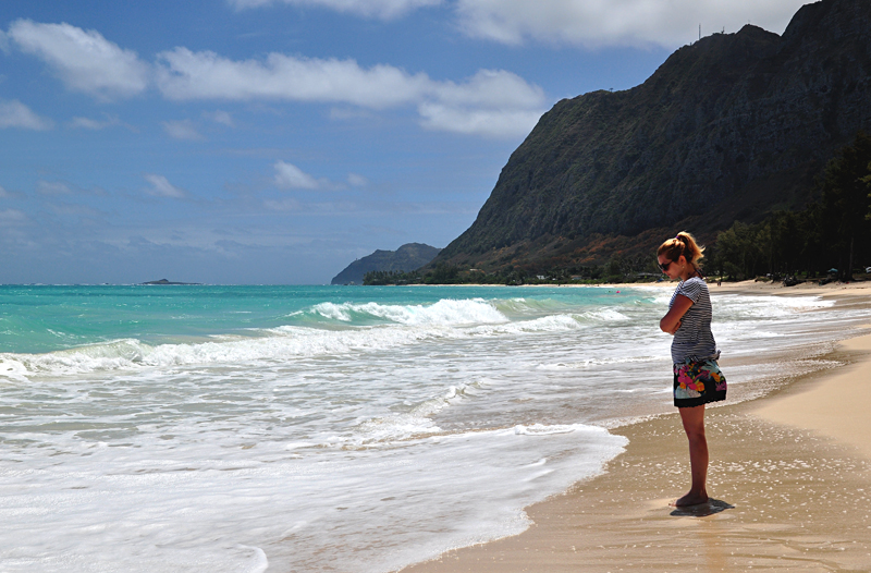Hawaje plaże