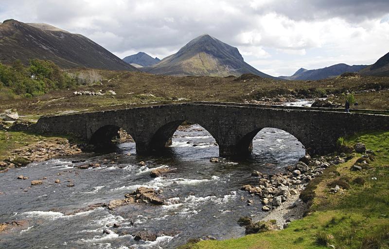 Kamienny most Skye