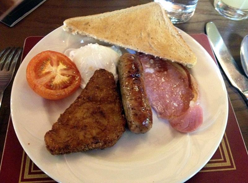 szkockie śniadanie
