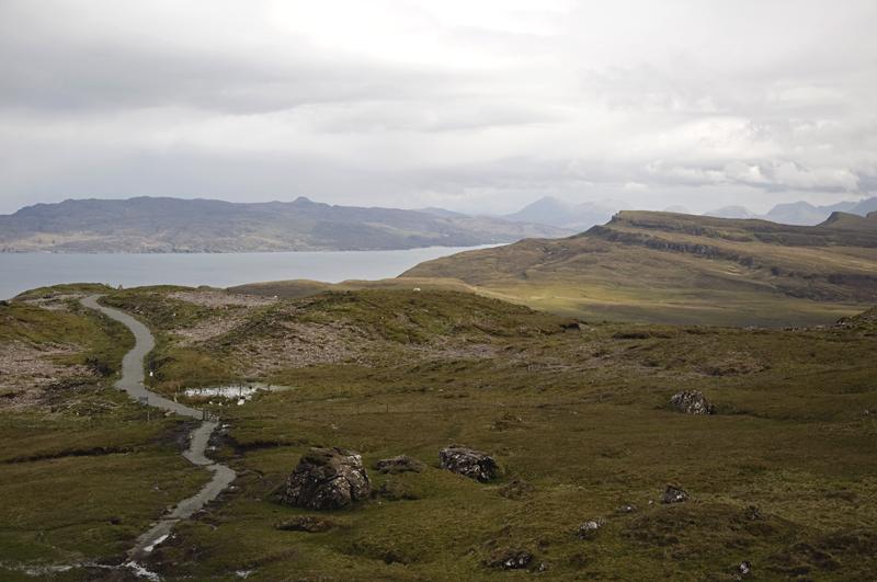 ścieżka Isle of Skye