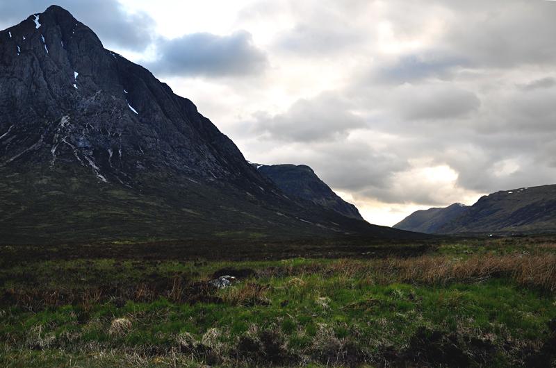 krajobrazy w Szkocji