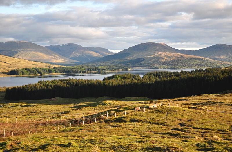 Szkocja atrakcje
