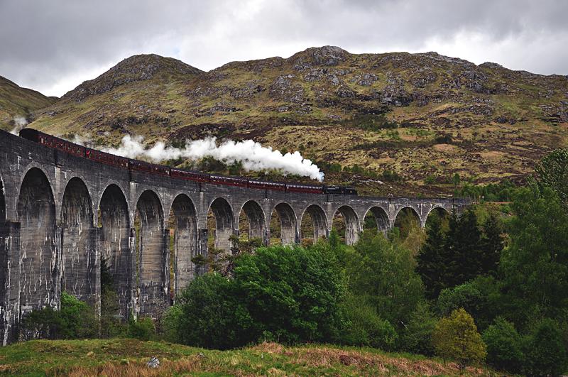 Harry Potter pociąg