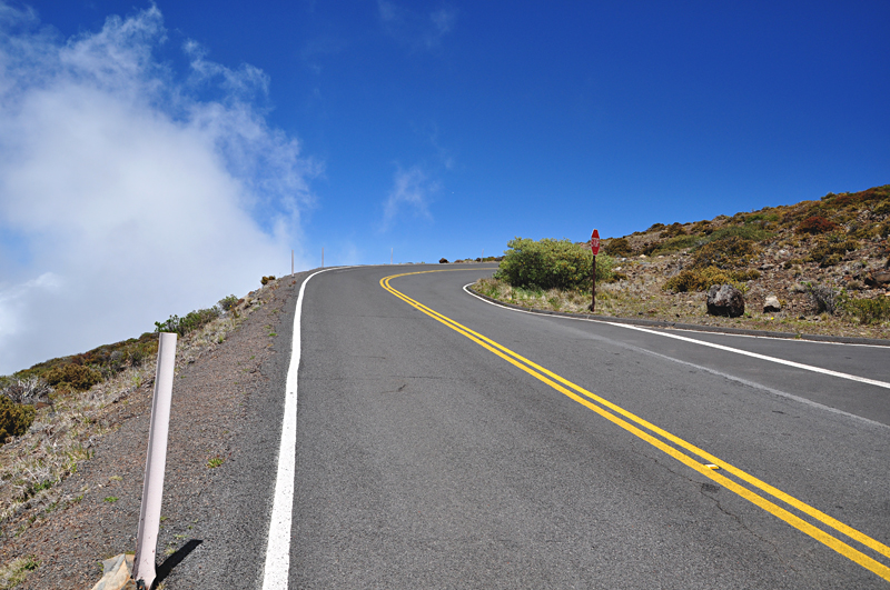 jak dojechać do wulkanu Haleakala