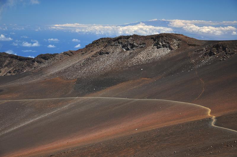 atrakcje Maui wulkan