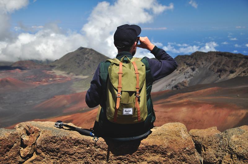 widoki na Maui