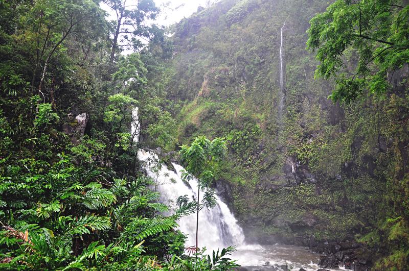 wodospad Hawaje
