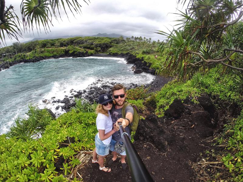Droga do Hana Maui Hawaje