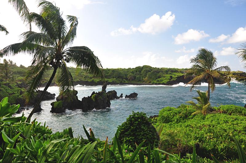 plaża Maui Hawaje
