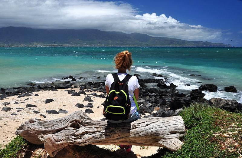 Kanaha Beach Maui