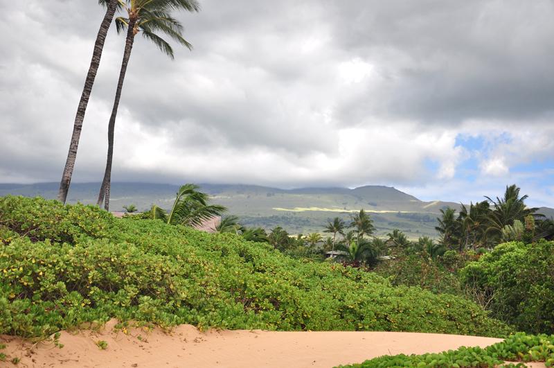 plaże na Hawajach