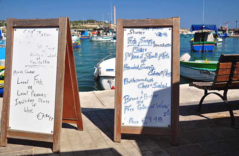 co zjeść na Malcie