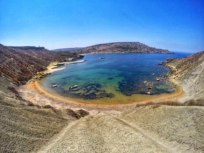 zatoka na Malcie