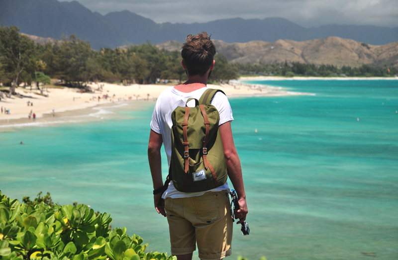 plaże Hawaje