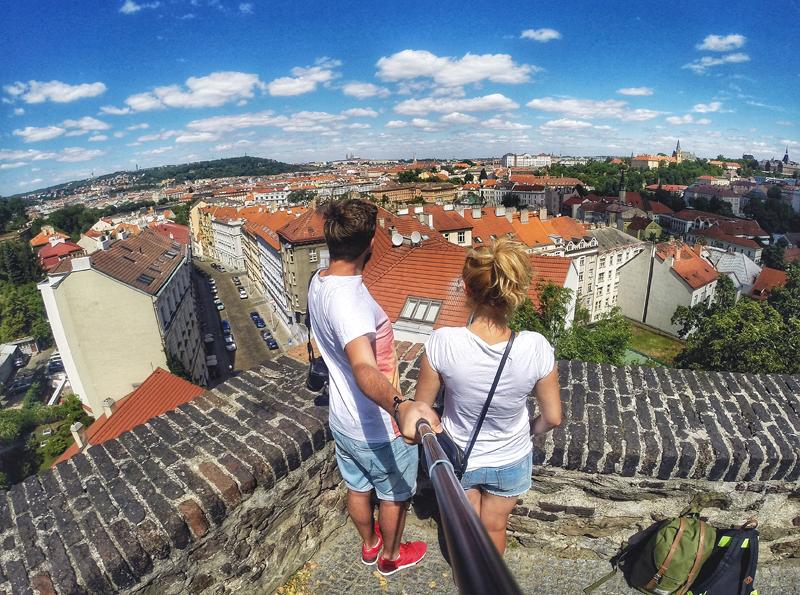 Zamek Wyszehradzki Praga
